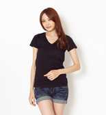 inner light v neck ts