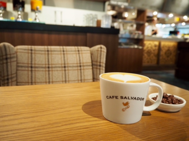 CAFE SALVADOR BUSINESS SALON