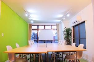 青山タウンヴォイス|半個室会議室