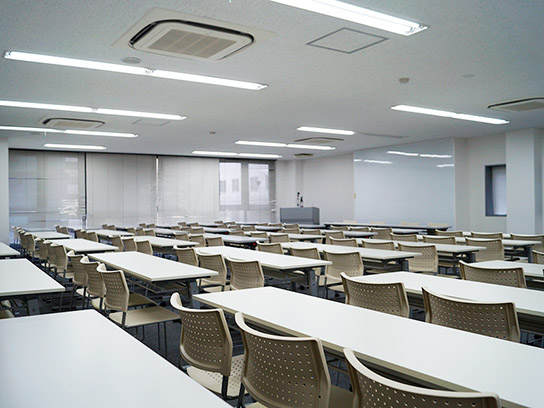 【名古屋駅南】アクセス抜群!名古屋駅から徒歩5分100名入れる大会議室3F 貸し会議室