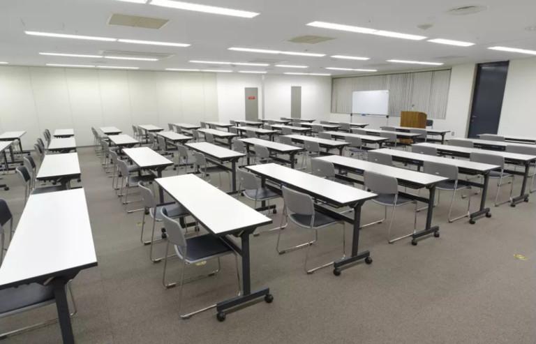ホール9A/50人~最大360人まで収容可能なホールスペース