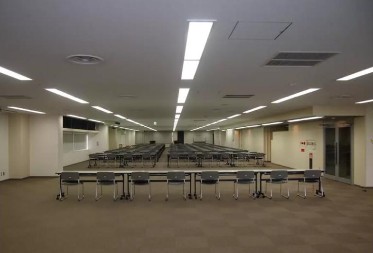 ホール10F/最大1000名収容の大規模ホール