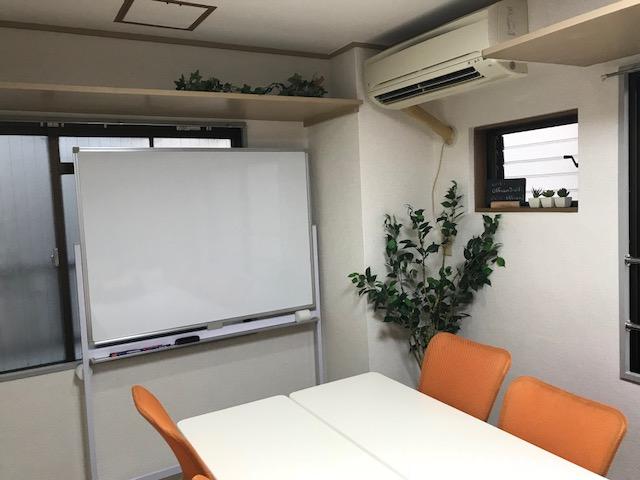 目黒 オフィスM2 会議室