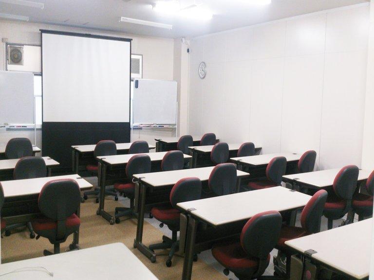 DGSスペシャリスト研修センター第二教室