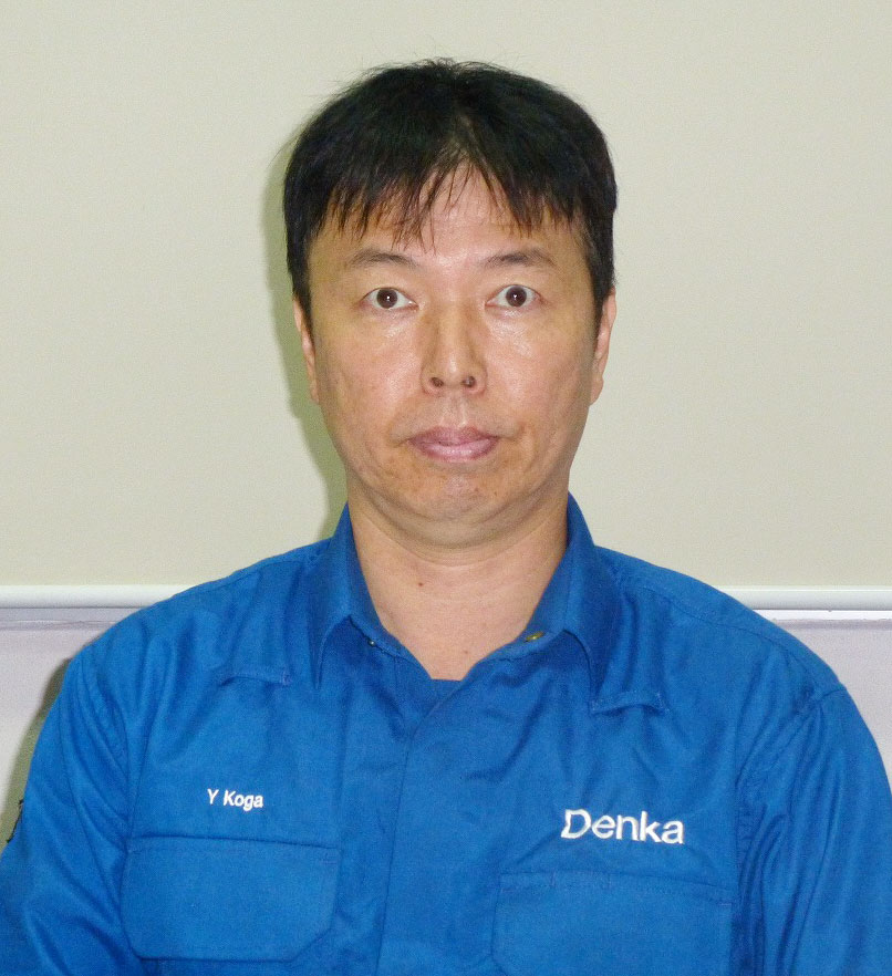 General Manager 古賀 祐司