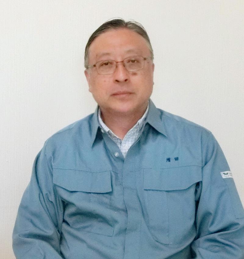 代表取締役社長 増田 隆仁