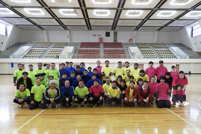 千葉工場新春スポーツフェスタ