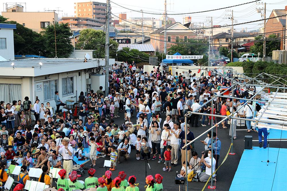 富士見町内会夏まつり