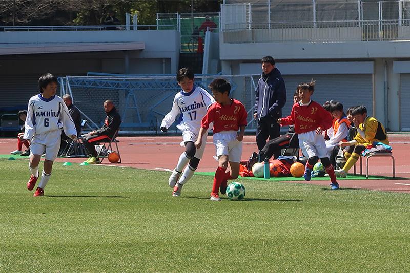 デンカ杯第39回町田招待選抜少年サッカー大会