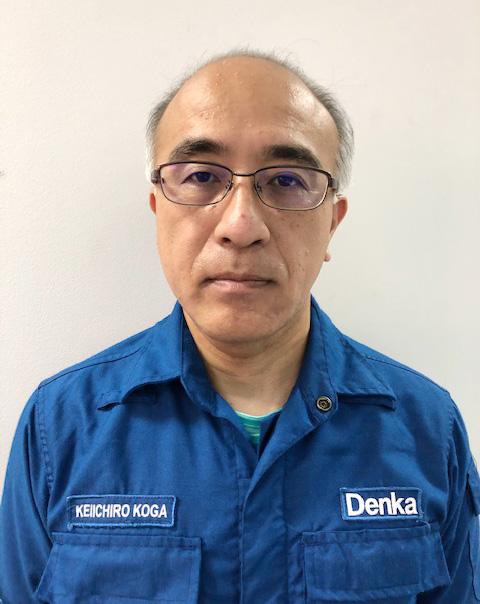 General Manager Keiichiro Koga
