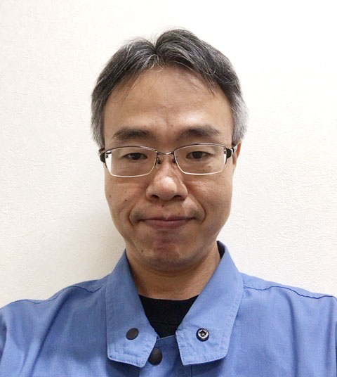 General Manager Keishi Iizuka