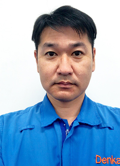 General Manager Yoshiyuki Yoshino