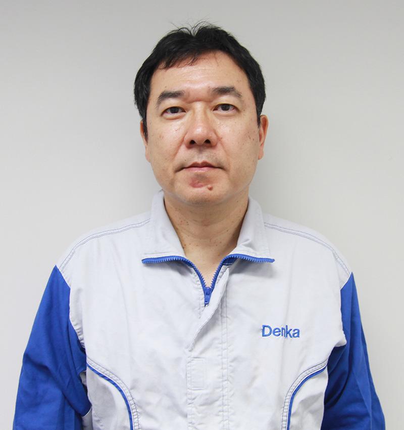 General Director Ichiro Katano