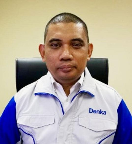 Managing Director Mohd Ridzuan Amral Bakri