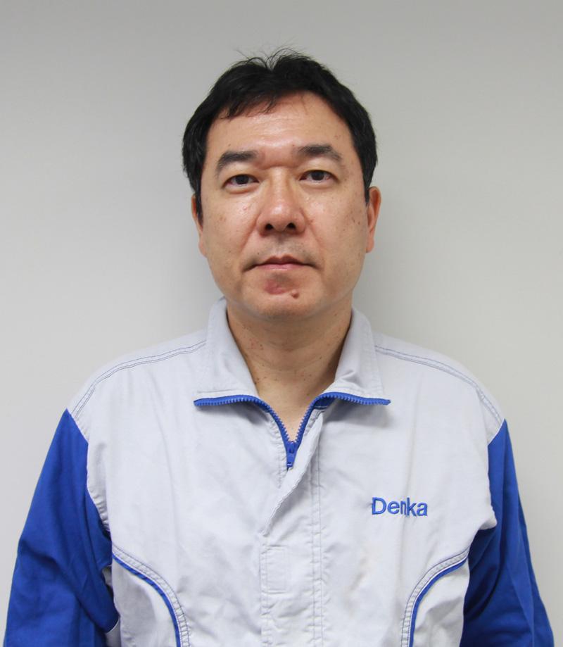 Ichiro Katano General Director