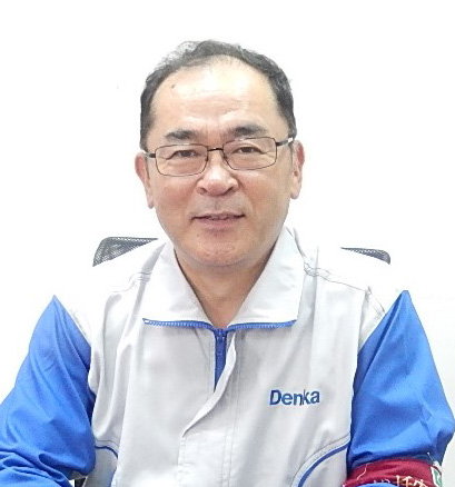 Satoshi Yokoyama, General Manager