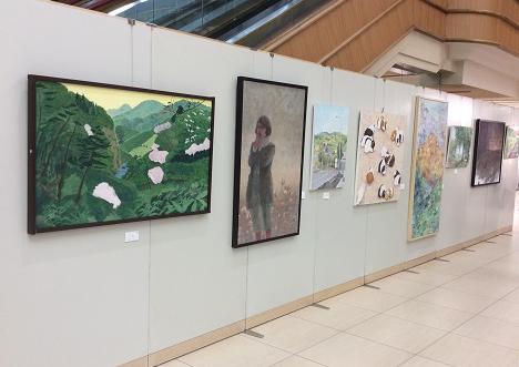 東北芸術工科大学の学生たちの作品