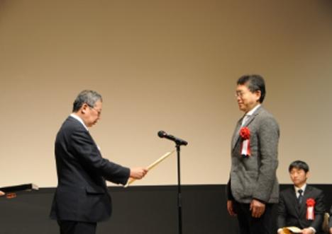 仙台市長より感謝状を授与いただきました