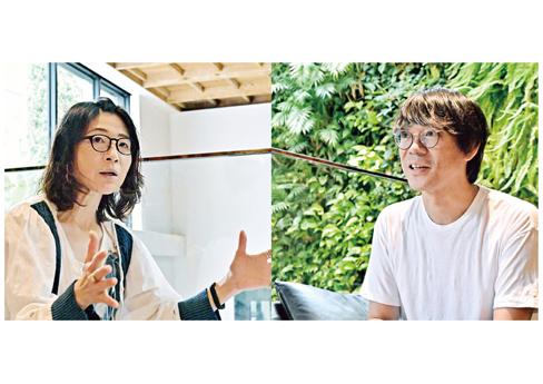 編集担当寺澤の対談企画