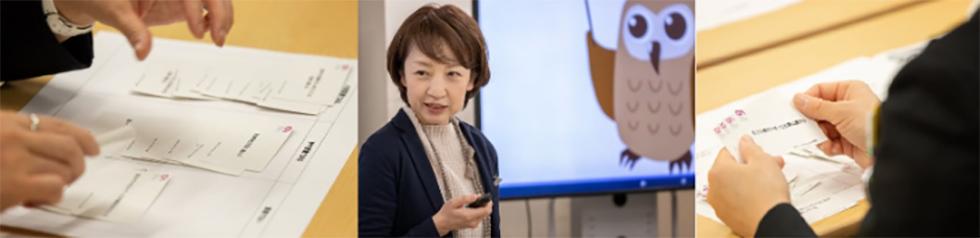 三越伊勢丹ヒューマン・ソリューションズのキャリアカウンセリングルーム