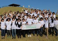 東北復興支援「鎮守の森のプロジェクト」植樹活動