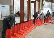 事業継続計画(BCP)水害対策訓練を実施しました