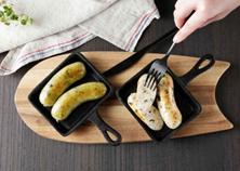 未利用素材を使った本格魚肉ソーセージ=『シーフードフランク』を販売