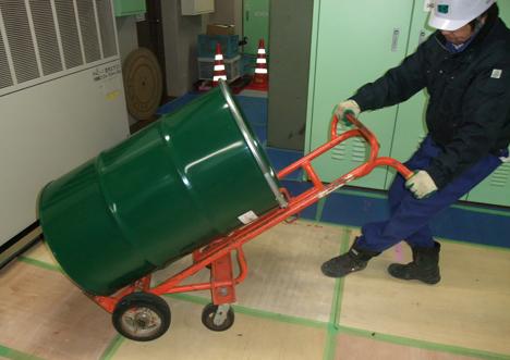 札幌丸井三越の高濃度PCB使用安定器を289台撤去しました