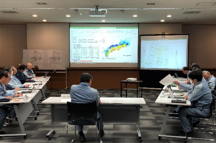 BCP training at Osaka Plant