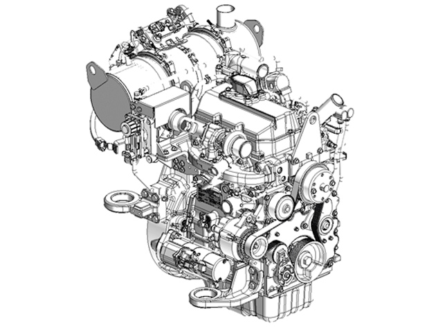 The new 3D95 engine