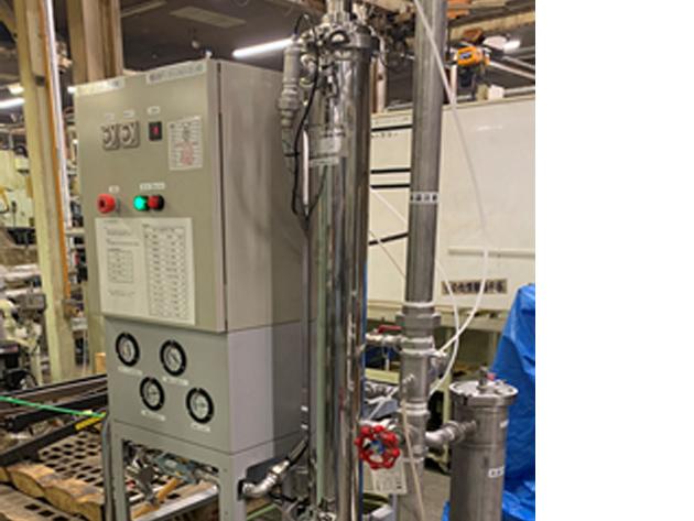 Membrane filtration device