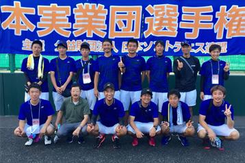 サークル活動(ソフトテニス部)
