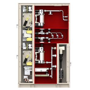 超高容量低慣性ダイナモメータ用インバータ THYFREC VT350DY-21K