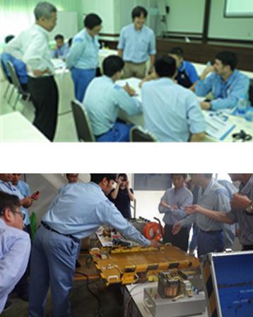 ASEAN現地法人への安全衛生教育