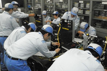 Technical training (creating sequencing circuits for rotating machinery)