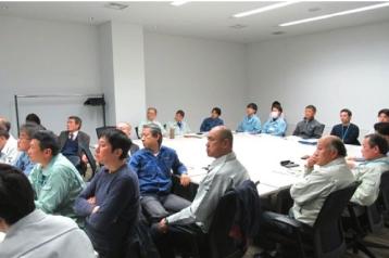 Follow-up education in the Numazu district
