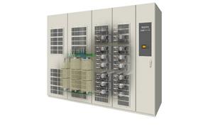 High-voltage high frequency inverter, THYFREC VT731PM