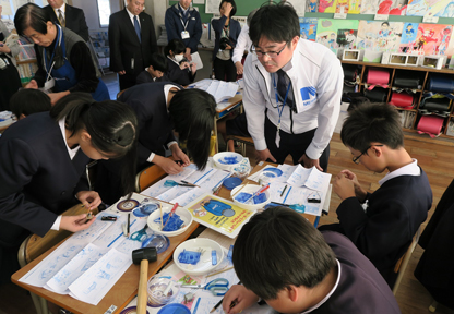 Meidensha Manufacturing Classes: Teaching children about the Joy of Manufacturing