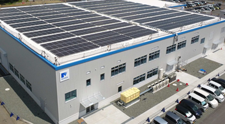 New EV Factory Acquired the Highest Rating for BELS (Kofu Meidensha Electric Mfg. Co., Ltd.)