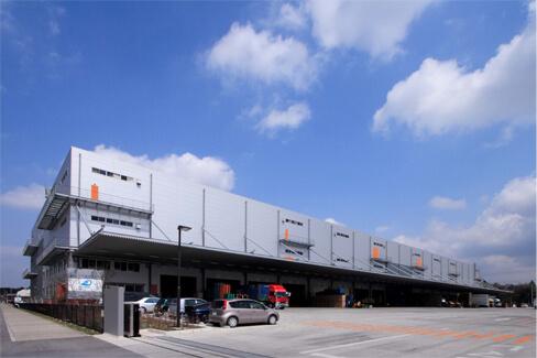 【IIF Noda Logistics Center(Industrial & Infrastructure Fund Investment Corporation)】/CASBEE、DBJ Green Building Certification
