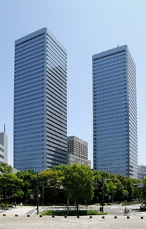 【Twin 21(MCUBS MidCity)】/DBJ Green Building Certification