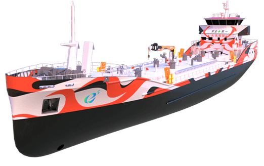 Zero-emission EV Tanker scheduled to be completed in 2022