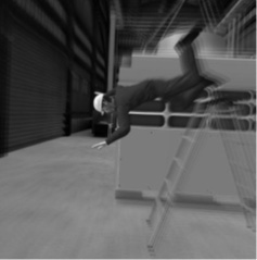 Stepladder fall accidents