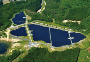 入釜太陽光発電所