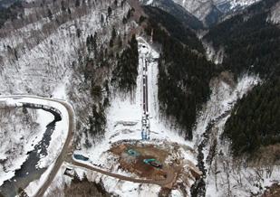 小又川新水力発電所