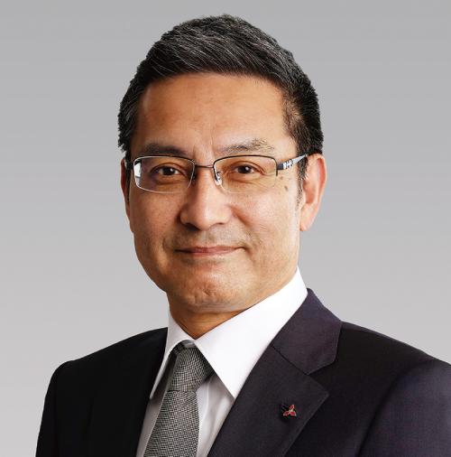 Naoki Ono President Mitsubishi Materials Corporation