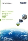 Metals Company Supplementary Data Book2015