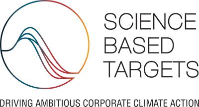 Science Based Targets(SBT)Initiative logo