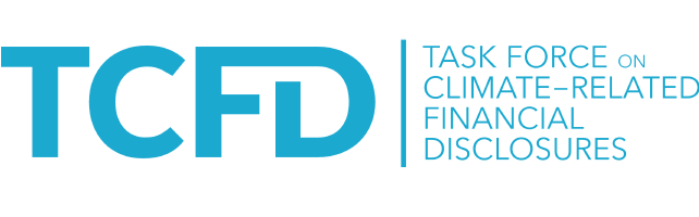 Task Force on Climate-Related Financial Disclosures(TCFD) logo