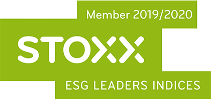STOXX Global ESG Leaders Index Logo